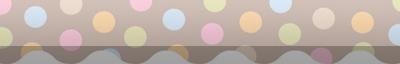 Ticker s podlogom smedje-tocke