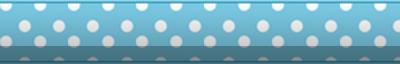 Ticker s podlogom tockice-na-plavom